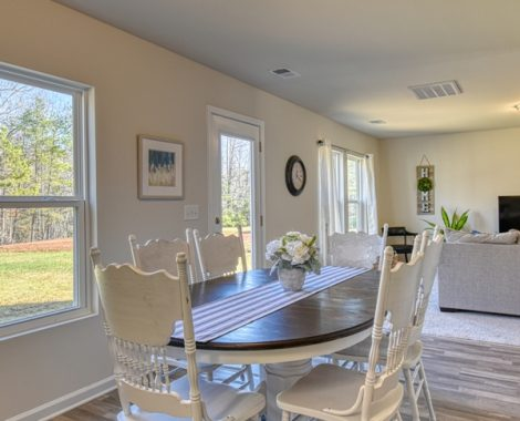 Vista Point Drones Photography Bright Real Estate Interior Dining Room Views Greenville South Carolina 600x600